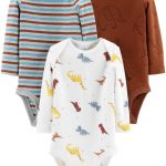 Little Planet Organic Long Sleeve Bodysuits
