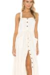 Catch The Breeze Midi Dress